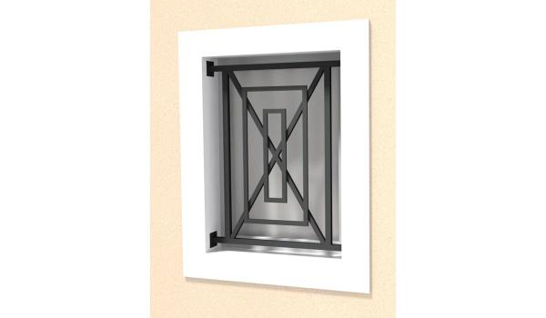 Défense Fenêtre modèle 14