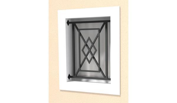 Défense Fenêtre modèle 15